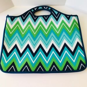 Laptop and or tablet case by Margaret Joseph's